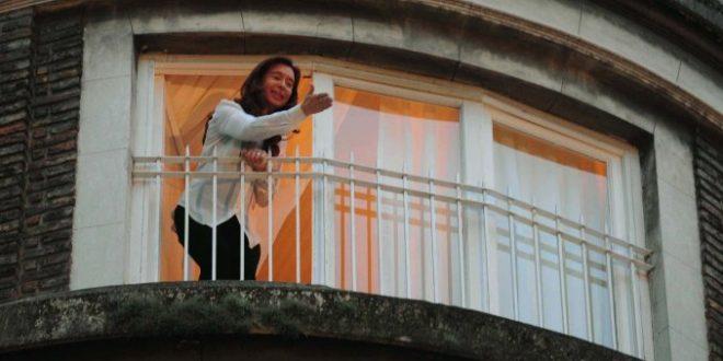 Cristina Kirchner se reunió con Zaffaroni antes de declarar ante Bonadio