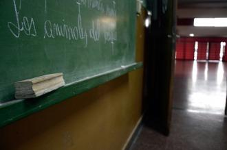 """Desde Suteba afirman como """"muy alto"""" el acatamiento al paro nacional docente"""
