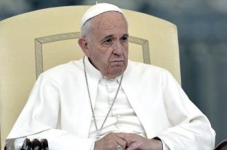El papa Francisco anunció una campaña solidaria por las víctimas en Ucrania