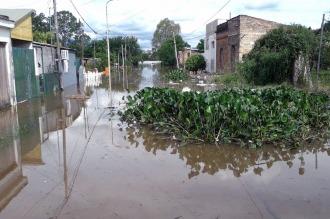 Vuelven a evacuar Concordia y Concepción del Uruguay por las inundaciones