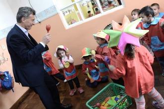 """Formalizaron la puesta en marcha del """"Plan Nacional de Primera Infancia"""""""