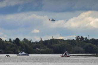 La búsqueda de Manuel Storani se extendió río abajo y suma nuevas patrullas