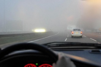 La niebla reduce visibilidad en los accesos a la Capital y en rutas nacionales