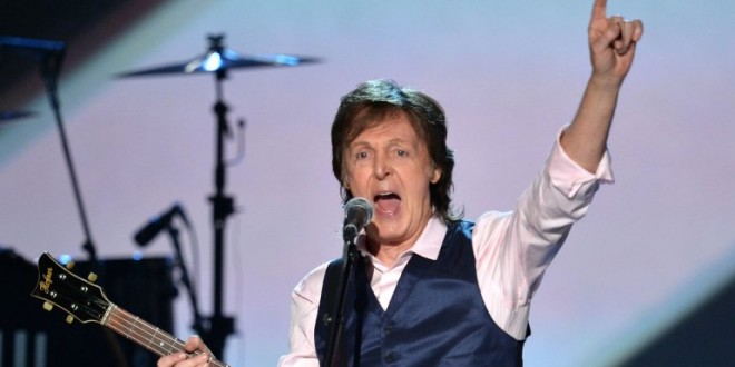 Paul McCartney confirmó tres shows en Argentina
