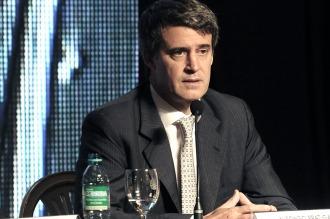 """Prat Gay expone sobre """"la visión económica Argentina"""" y se reune con G20 y G24"""