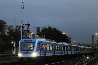 Se normalizaron los ramales Mitre y Suárez tras operar limitados hasta Belgrano R