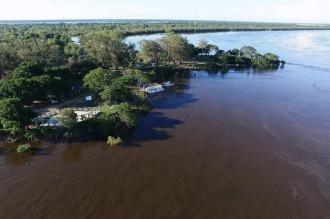 """Buryaile: """"Vamos a ayudar a los productores"""" afectados por las inundaciones"""