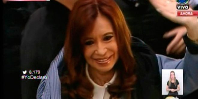 El escrito completo que presentó Cristina Kirchner