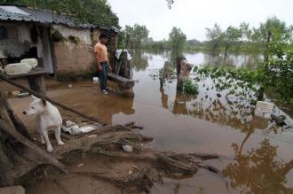 Suman 27.000 los afectados por las inundaciones