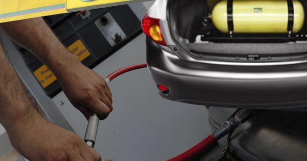 Con los precios del GNC y ya no es negocio convertir el auto a gas