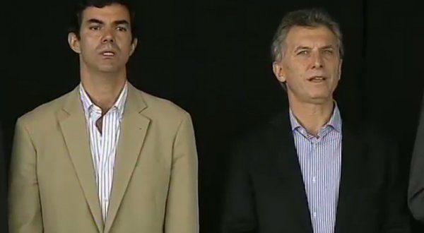 Mientras Cristina lo criticaba, Macri se muestra en Salta con Urtubey