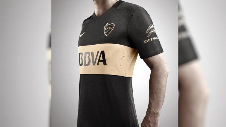 La polémica nueva camiseta de Boca