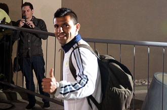 """Agüero: """"Sabemos con Higuaín que vamos a jugar un poco y un poco"""""""