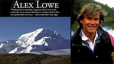 """Encuentran """"encapsulados en hielo"""" a 2 montañistas perdidos en 1999"""
