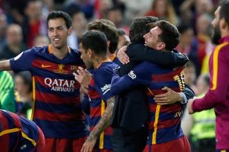 Barcelona venció al Sevilla y se adjudicó la Copa del Rey