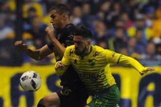 Boca se despidió del torneo con un magro empate frente a Defensa y Justicia