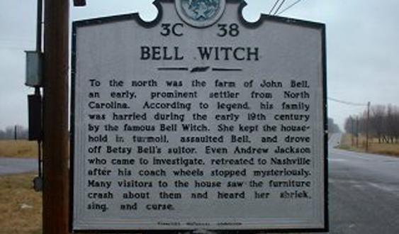 La verdadera historia de la Bruja de Bell