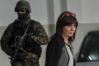 """Bullrich: """"Los argentinos se sienten más seguros"""""""