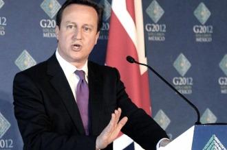 """Cameron vaticina una posible """"recesión"""" si el Reino Unido sale de la UE"""