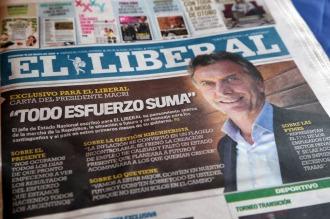 Macri destacó el rol de las pymes y les dijo que el Estado las respalda
