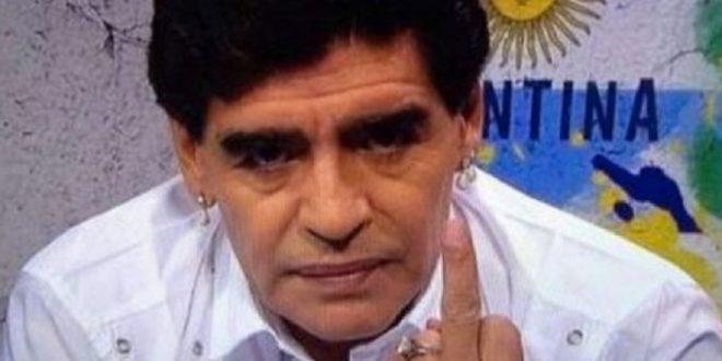 Malas noticias para Maradona