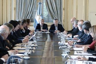 El Gobierno cerrará el primer capítulo de la discusión de los fondos coparticipables