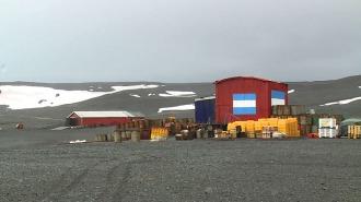 Encontraron objetos y refugios centenarios en la Antártida Argentina
