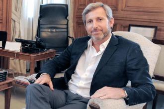 """Frigerio: """"Macri decidió resolver con las provincias el tema de la coparticipación"""""""