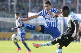 Godoy Cruz perdió con San Martín de San Juan y se quedó afuera de la final