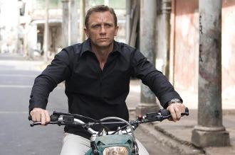 Harto de James Bond, Craig rechazó 88 millones de euros