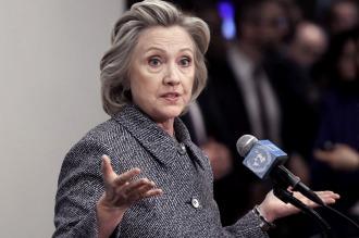 Hillary Clinton rechazó debatir con Sanders antes de las primarias de California