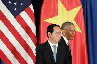 Histórico: Obama levantó el embargo de armas a Vietnám