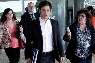 """Kicillof: """"La intención es proscribir a Cristina"""""""