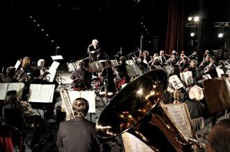 La Banda Sinfónica de la Ciudad se presenta en la Universidad Tecnológica