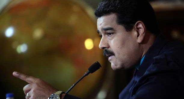 Maduro ordenó ejercicios militares ante una posible intervención extranjera