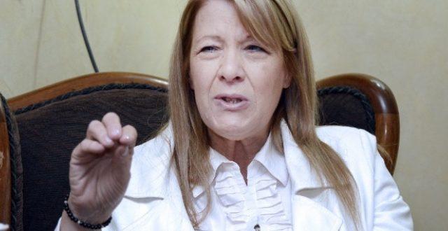 Margarita Stolbizer denunció que Cristina Kirchner recibía sobornos
