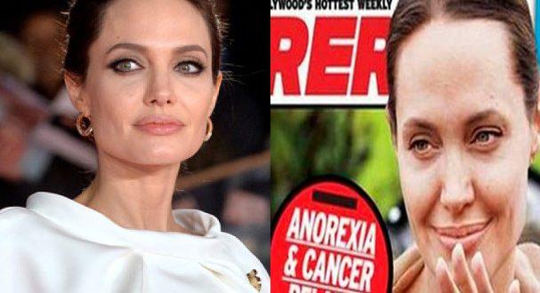 Mientras Angelina Jolie lucha por su vida, ¿ Brad la engaña con otra actriz?