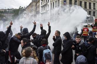 Nueva jornada de huelga y protestas en Francia contra la reforma laboral