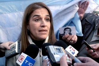 """Pando, sobre reunión con Garavano: """"Pedimos que se cumpla con las leyes"""""""