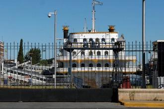 Prohíben el funcionamiento de cajeros automáticos en el Hipódromo y casino flotante