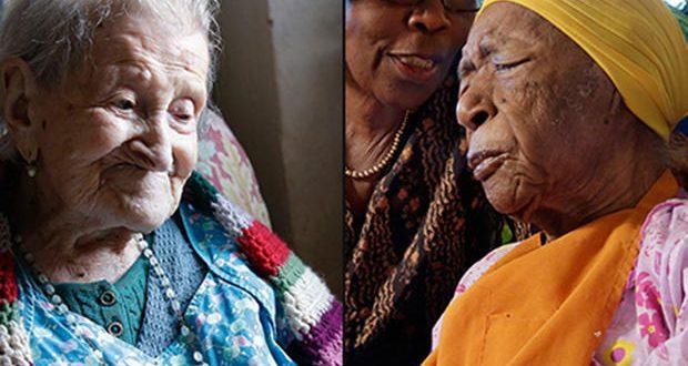 Murió a los 116 años la persona más vieja del mundo