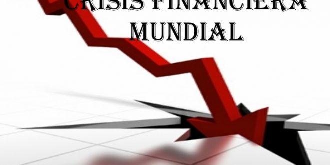 La próxima crisis financiera global ya ha comenzado. Enterate quienes serán los mas afectados y beneficiados