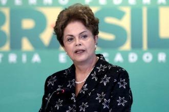 """Dilma: """"No voy a renunciar"""""""