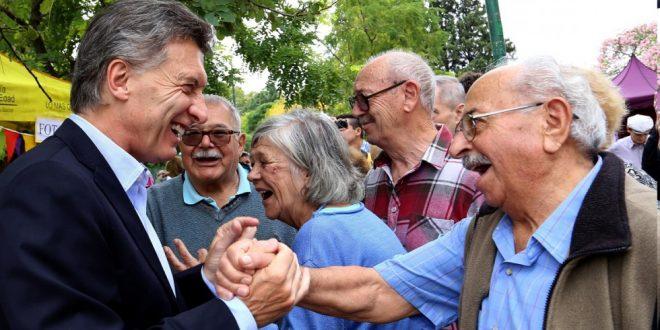 Macri anunciará una suba de las jubilaciones: pasarán de un promedio de $ 9.000 a $ 14.000