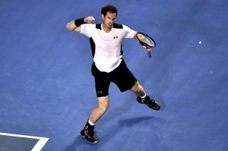 Murray es finalista en el Masters de Madrid y espera por Djokovic o Nishikor