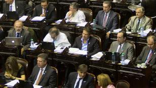 Diputados debate la ley de arrepentido