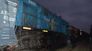 Choque de trenes en Chacabuco dejó al menos 20 heridos