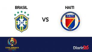 Copa América: Brasil necesita un triunfo ante Haití