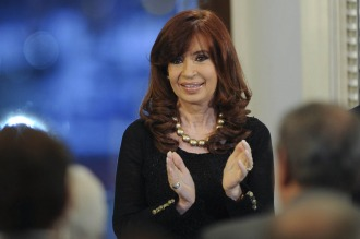 Cristina Kirchner será querellante contra Bonadio en la causa del dólar futuro