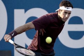 Del Potro busca los cuartos de final en el torneo de tenis de Stuttgart